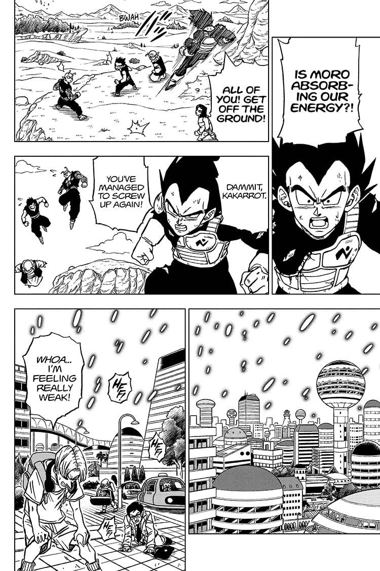 Dragon Ball Super Dbs Dragon Ball Super Dbs Jcr Comic Arts
